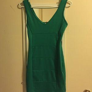 Body con dress