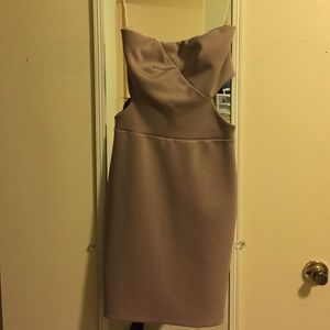 Cut out body con DRESSS