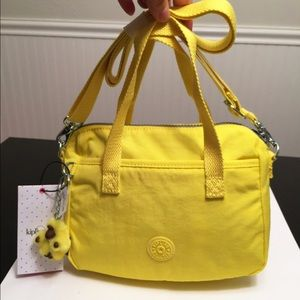 Kipling Handbags - NWT Kiplling emoli handbag/crossbody bag