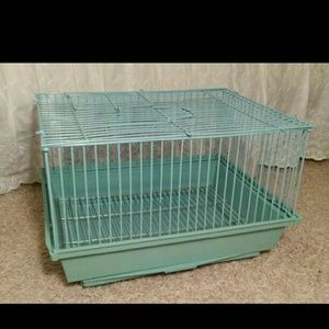 Used, Prevue Single Story Hamster Cage w/ACCESSORIES for sale