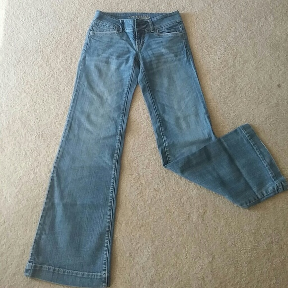 70% off American Eagle Outfitters Denim - Rare American Eagle wide ...