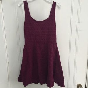 Cute dress for warm weather