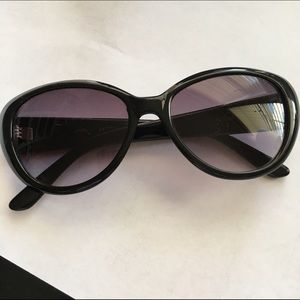 Betsey Johnson Accessories - Betsey Johnson sunglasses and lbs top bundle