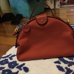 Kate spade saturday half circle utility crossbody