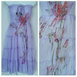 Lovely in Lavender dress NWT