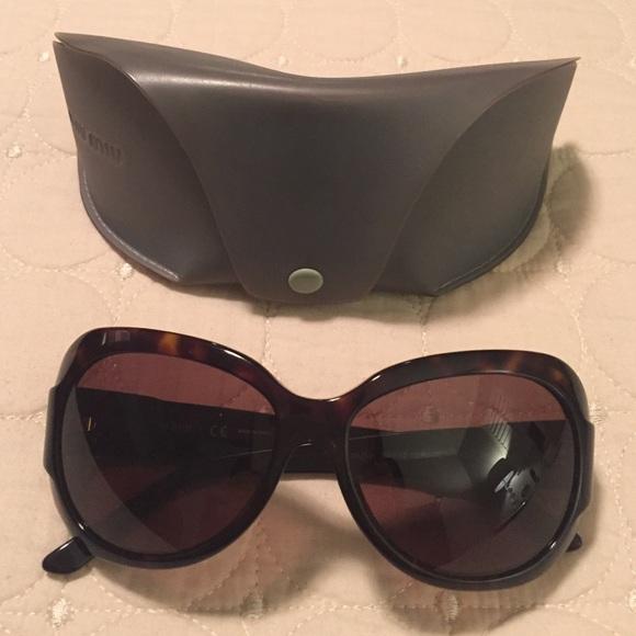 44e3d0637560 Miu Miu Glasses Case