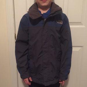 North face rain coat/ jacket