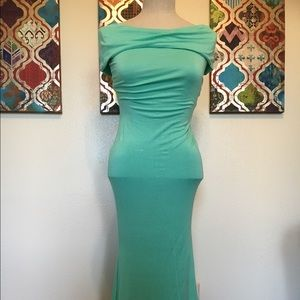 Dresses & Skirts - Mint Maxi Dress