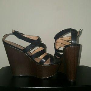 JustFab Estee Platform Shoes