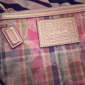 Handbag mini coach