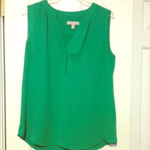 Find some luck of the Irish in this green blouse!