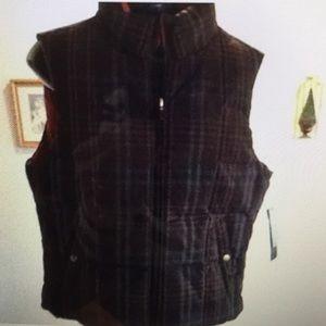 Ralph Lauren reversible puffy vest NWT m