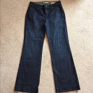 Gap Wide Leg Jeans