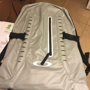 Oakleys backpack