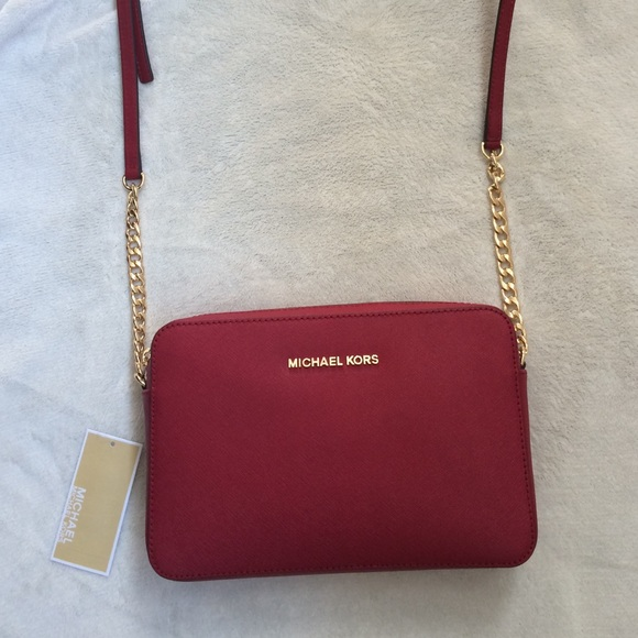 cdece0f540d0 Michael Kors Bags | Nwt Jet Set Travel Large Cross Body | Poshmark
