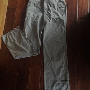 Other - Olive Eddie Bauer pants