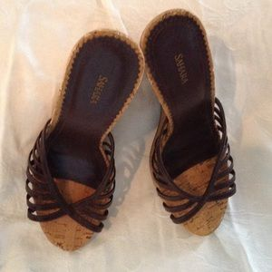 Anthropologie Shoes - 💥SALE💥🔚⌛️🔜 SAHARA WEDGES CORK WEDGES