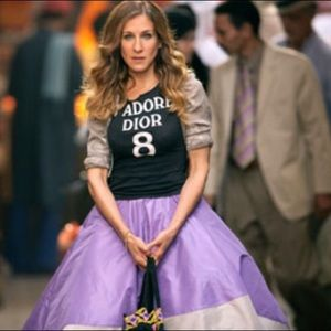 Sex & The City Carrie Bradshaw Jadore t shirt