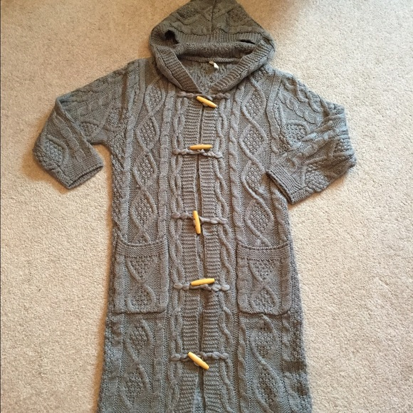 65% off POL Sweaters - POL Toggle Sweater Coat from Jenny's closet ...