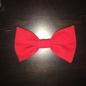 American Apparel Accessories - American Apparel Red Bow