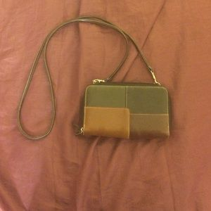 Handbags - Small multi colored purse