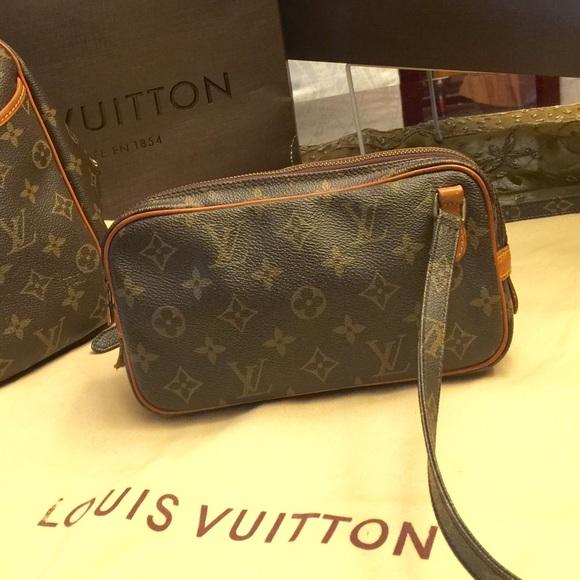 0b46dcf0766d Louis Vuitton Handbags - 💯% AUTHENTIC LOUIS VUITTON MINI CROSSBODY BAG