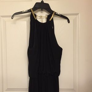 MSK Black Cocktail Dress