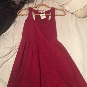 Altar'D state Garnet/Red dress