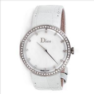 Dior Accessories - Authentic La D De Dior timepiece