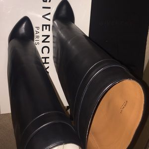 304a8daab1a Givenchy Shoes   New Authentic Shark Lock Boots   Poshmark