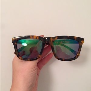 Karen Walker Accessories - Karen Walker Reflective Sunglasses