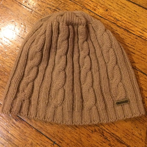 529558f7f88 Barbour Accessories - Barbour lambswool cableknit beanie