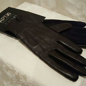 Apt. 9 Accessories - Leather Gloves