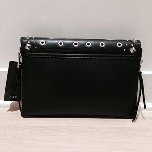 20b61289707fb9 Zara Bags | Studded Envelope Clutch | Poshmark