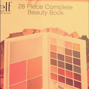 Accessories - Elf large limited edition beauty pallet