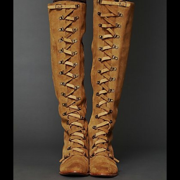 53ea6682b51 Johnny Tall Boots Jeffery Campbell Free People 10