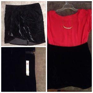 Tulle Dresses & Skirts - Black mini skirt