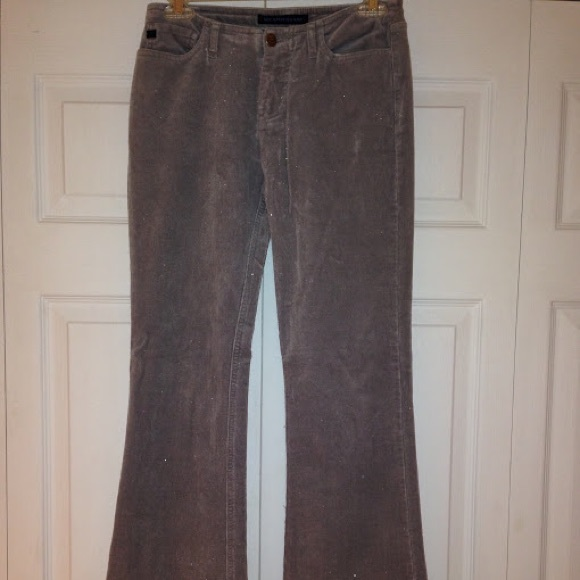 Weathervane - Juniors/Ladies sparkle corduroy pants from Jamie's ...