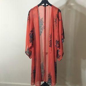 Forever 21 Other - Forever 21 Floral Kimono