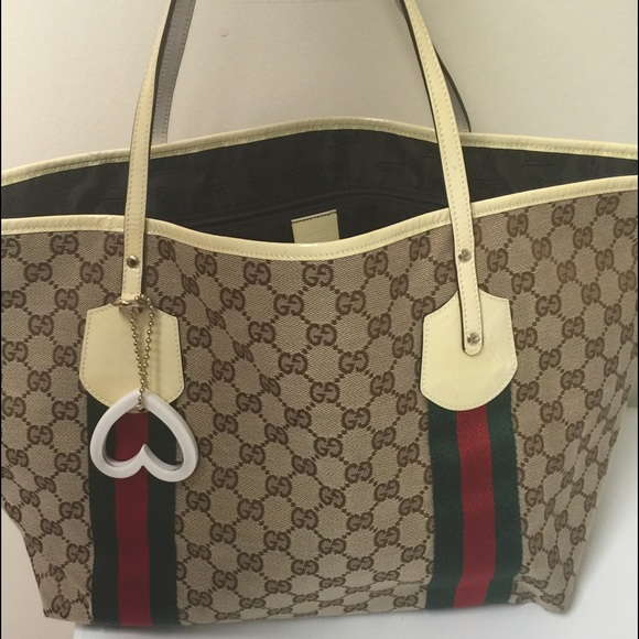 ebb2fd2f3 Gucci Bags | Authentic Jolie Medium Tote | Poshmark
