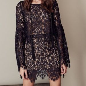 For love and lemons mini skirt