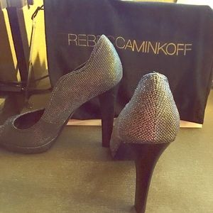 Rebecca Minkoff high heel shoes