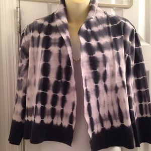 Calvin Klein Sweaters - 🔥CALVIN KLEIN TYE-Dye cardigan Sz medium