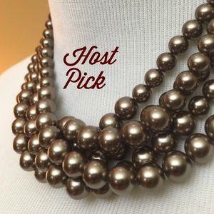 Jewelry - CAFE AU LAIT Pearls