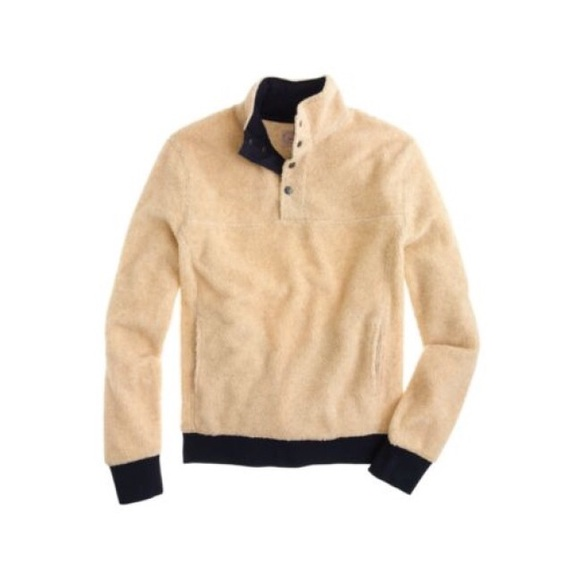 J. Crew Sweaters - ☀ SUMMER SALE ☀ J. Crew Fleece Pullover 3c134a76c5