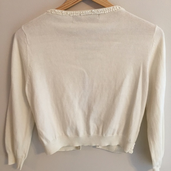 52% off Forever 21 Sweaters - Forever 21 embellished 3/4 sleeve ...