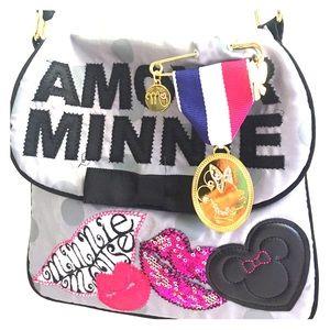 Disney Other - NWOT‼️ Amour Minnie Crossbody 💕