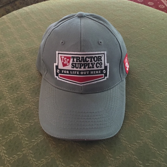 482fc6d0e72 Tractor Supply Co Accessories | Cap | Poshmark