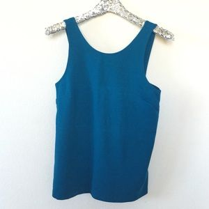 J.crew Tank with V-Back, Size Small