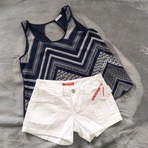 Unionbay Pants - 💠FINAL💠 Union Bay White Summer Shorts